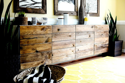 Reclaimed Wood Furniture Manufacturers India
