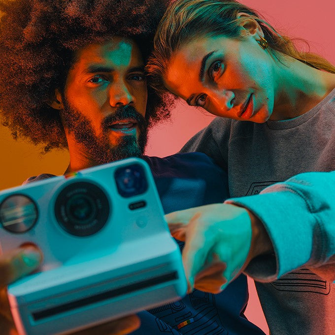 Brava x Polaroid: Reframe your world!