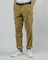 Brava Fabrics - Corduroy Pants - Corduroy Pants for Men - 100% Organic Cotton - Model Corduroy Camel
