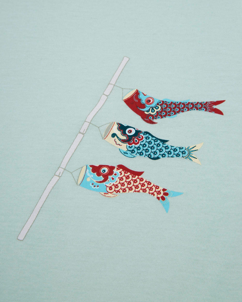 Koinobori Kite Regular T-Shirt