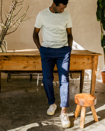 Chino Pants in timeless colors & classic fits