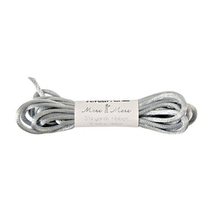 Silver Bunting Cord