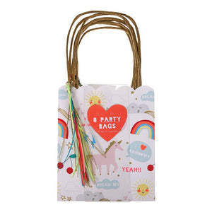 Rainbow and Unicorns <br> Party Bags
