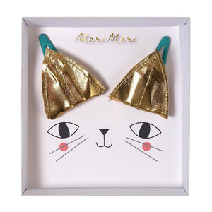 Cat Ear <br> Hair Clips