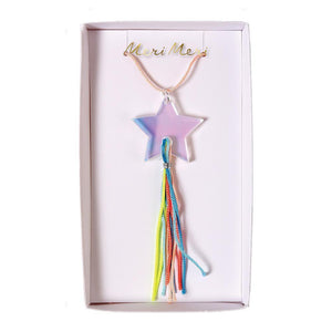 Meri Meri <br> Shooting Star Necklace