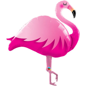 "Flamingo Foil Balloon 46"" / 117cm"
