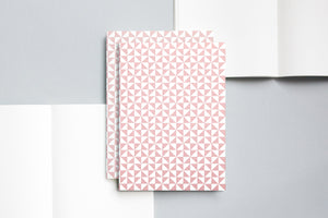A5 Layflat Notebook <br> Clay Pink