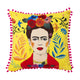 Frida Kahlo <br> Boho Cushion 45cm x 45cm