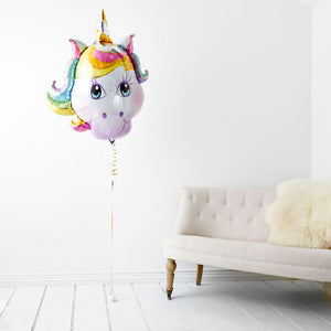 "Magical Unicorn <br> 38""/ 97cm Tall"