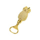Gold Pineapple <br> Bottle Opener
