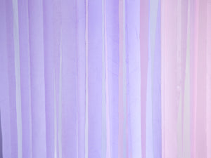 Lilac Crepe Paper Streamers