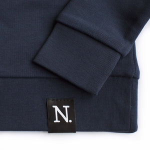 The Numbers - 8 Navy Sweatshirt