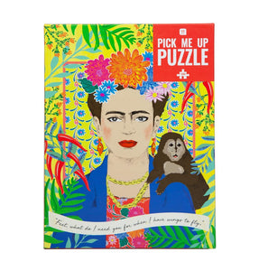 Frida Kahlo <br> 1000 pc Jigsaw Puzzle