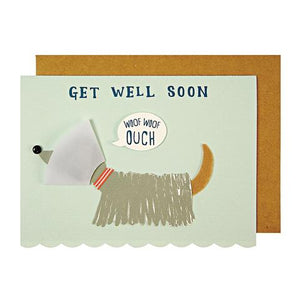 Get Well Soon <br> Card