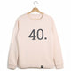 The Numbers - 40 Pink Sweatshirt