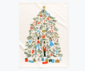 Rifle Paper Co <br> Christmas Tea Towel