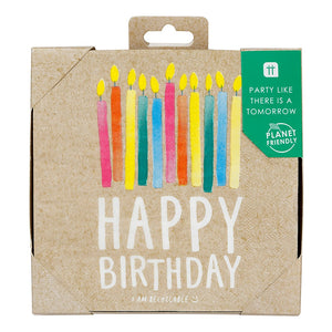 Eco Party Napkins