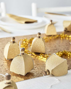 Luxe Gold Party Poppers
