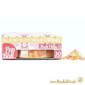 Pop a Ball Drims - Peach Melba
