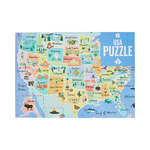 USA <br> 1000 pc Jigsaw Puzzle