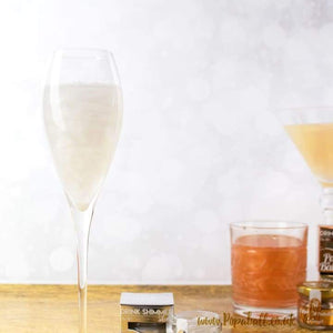 Pop a Ball Silver Shimmer for Prosecco