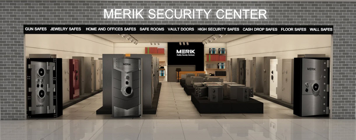 Join the MERIK family of Authorized Dealer and Vault Professional