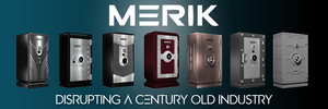 Gun safes for sale by Merik Safe