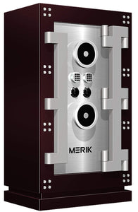 "ORION Burglar and Fire Rated Gun Safe - 74''h x 42""w x 28''d - 52 Gun Capacity - Patent Pending"