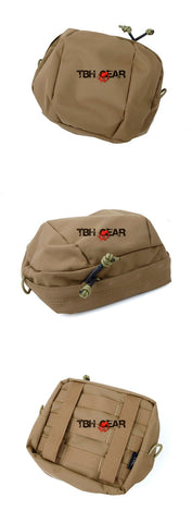 TMC Billowed Utility Pouch Coyote Brown