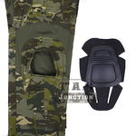 Emerson G3 Combat Set Tropic Multicam with knee and elbow pads