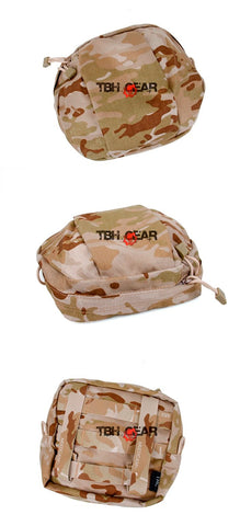 TMC Billowed Large Utility Pouch Multicam Arid