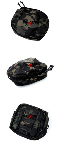 TMC Billowed  Utility Pouch Multicam Black