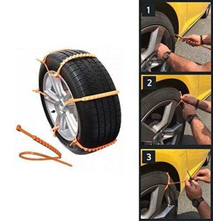 (Limited time 80% off )Universal Winter Car Tyre Anti-Skid Snow Chains