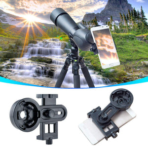 💥【Last Day Promotion】Telescope mobile photography bracket