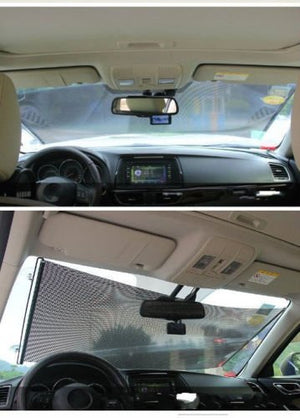 【😍50% OFF Last Day Promotion】 Car Retractable Curtain With UV Protection