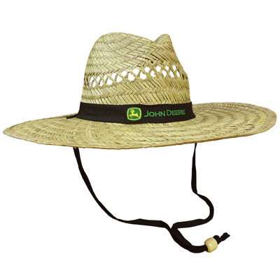 John Deere Lifeguard Hat - Black band