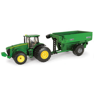1/32 John Deere 8260R with Grain Cart