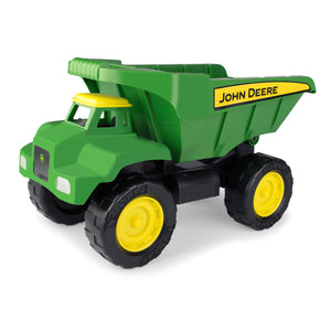 "15"" Big Scoop Dump Truck (Green)"