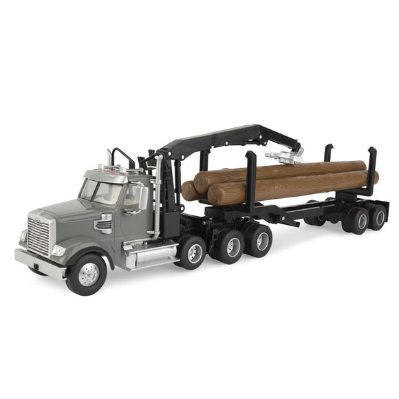 1/32 Freightliner 122SD with Logging Trailer