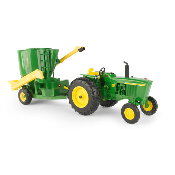 1/16 John Deere 3020 with Mixer Mill