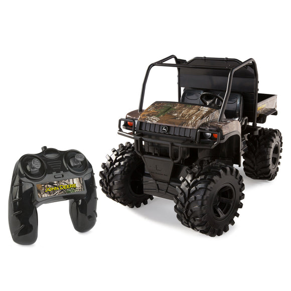 Monster Treads RC Gator with RealTree Camo