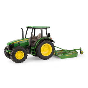1/16 John Deere 5125R with MX7 Rotary Cutter