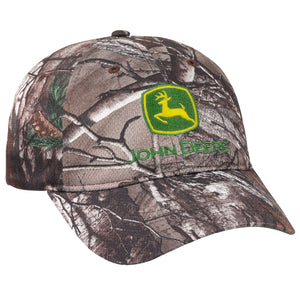 John Deere RealTree Performance Cap