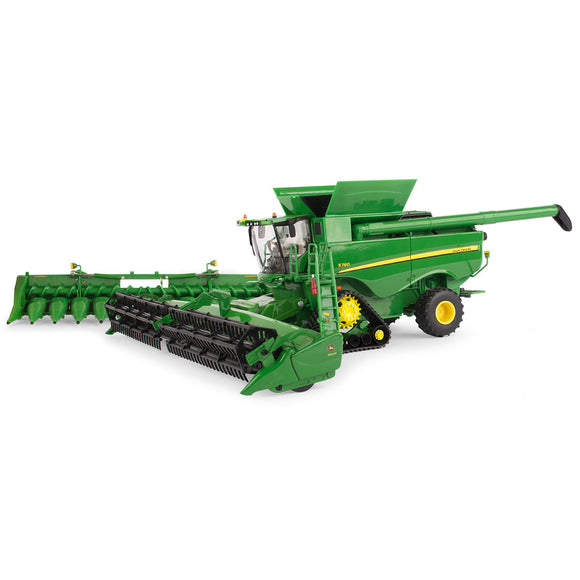 1/32 John Deere S780 Tracked Combine Prestige Collection