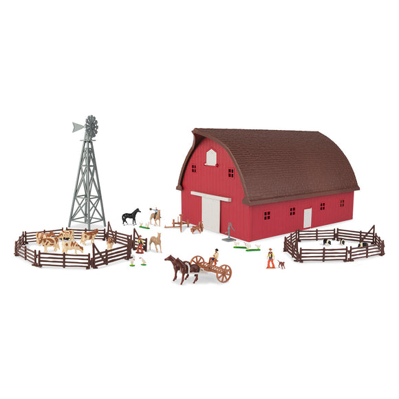 1/64 Gable Barn Set