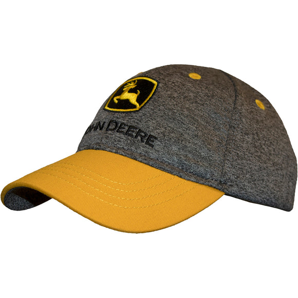 John Deere Boy Toddler Construction Logo Cap