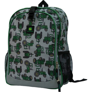John Deere Boy Child Backpack Print