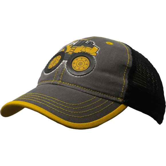 John Deere Toddler Construction Cap