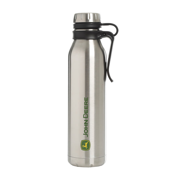25.5 oz John Deere Thermal Bottle with Cap