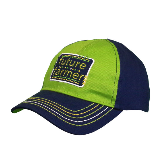 John Deere Kids Navy Future Farm Cap